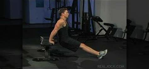 dips off bench how to do triceps bench dips with feet on floor 171 body