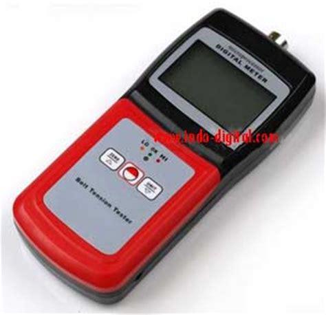 Alat Ukur Ketegangan alat pengukur ketegangan belt tension tester btt 2880