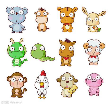 new year story 12 animals 12生肖代表的颜色是什么 十二生肖性格色彩分析 万家热线 安徽门户网站