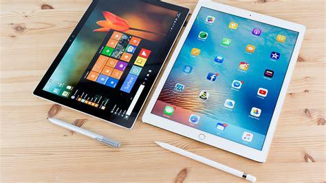 Tablet Microsoft Surface Pro 4 apple pro vs microsoft surface pro 4 which hybrid tablet deserves to win