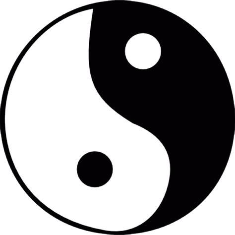 imagenes de simbolos juveniles zen yin yang s 237 mbolo descargar iconos gratis