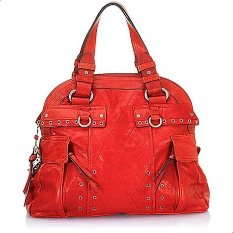 queens purse juicy couture the queens garden leather handbag