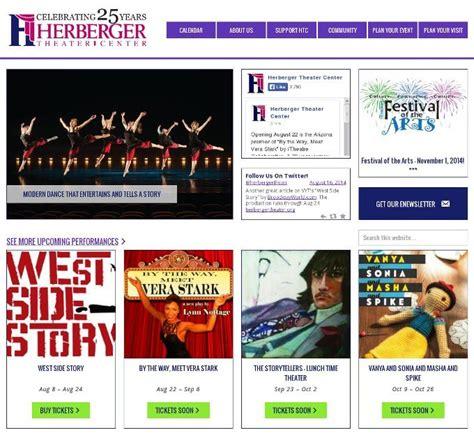 site layout customizer wordpress custom wordpress website design for theater nonprofit