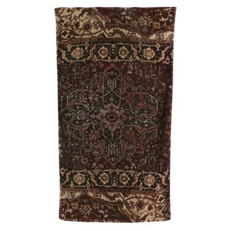 bath towels and rugs casbah rug eggplant cotton bath towels by fresco gracious style