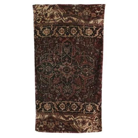 eggplant bath rugs casbah rug eggplant cotton bath towels by fresco gracious style