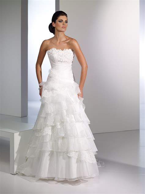 Wedding Dresses White by The White Wedding Dress Cherry