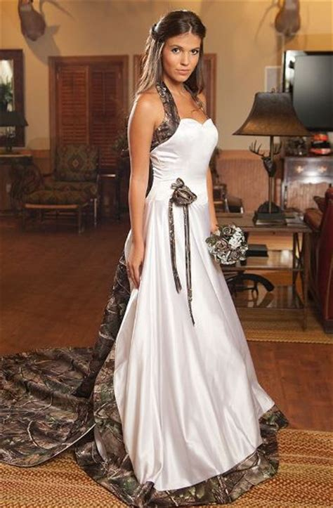 Camo And Orange Wedding Dresses – Camo Bridesmaid Dresses   Dressed Up Girl