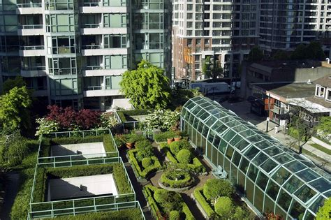 Design Your Own Eco Home by Urban Rooftop Gardening In High Rise Buildings Nourish