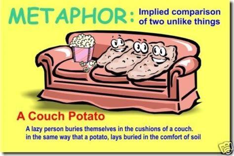 sle of metaphor metaphor language arts classroom la new poster ebay