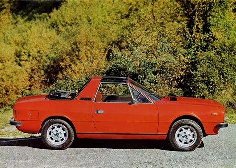 1979 Lancia Zagato Cars