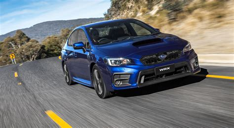 subaru sti 04 2018 subaru wrx wrx sti pricing and specs tweaked looks