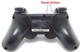reset video ps3 fat playstation 3 how to reset your controller