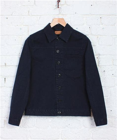 Elwy Shirt by Shirt Tucked In Summer Jackets From Albam