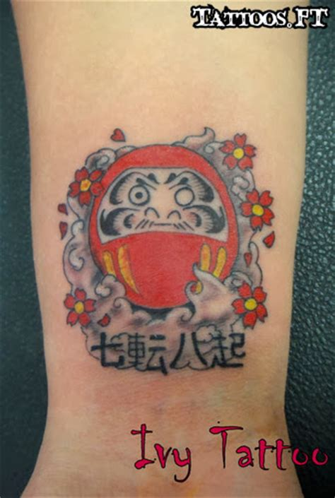 daruma doll tattoo meaning daruma dolls tattoos meanings and pictures tattoos ideas