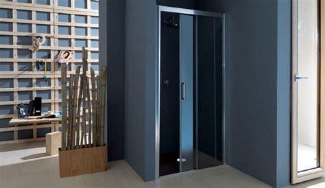 cristallo per doccia porta scorrevole per doccia in cristallo quot psc55 quot