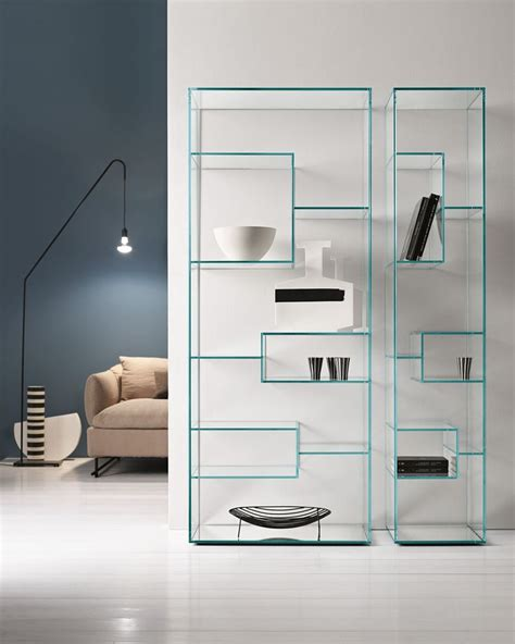 Glass Bookshelf Best 25 Glass Bookcase Ideas On