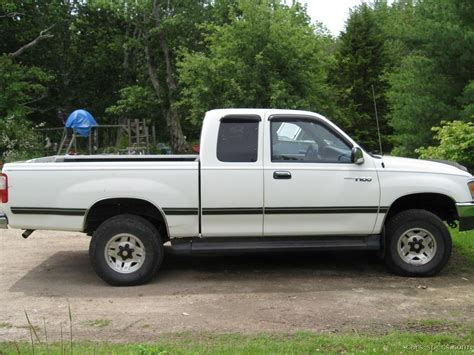 1997 Toyota T100 1997 Toyota T100 Information And Photos Zombiedrive