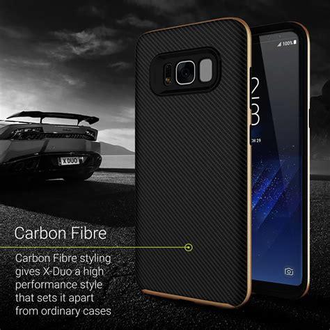 S Line Carbon Tpu Cover For Samsung S8 Plus Hitam olixar x duo samsung galaxy s8 plus carbon fibre gold