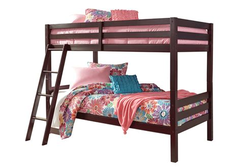 Bunk Beds Overstock Halanton Bunk Bed Louisville Overstock Warehouse