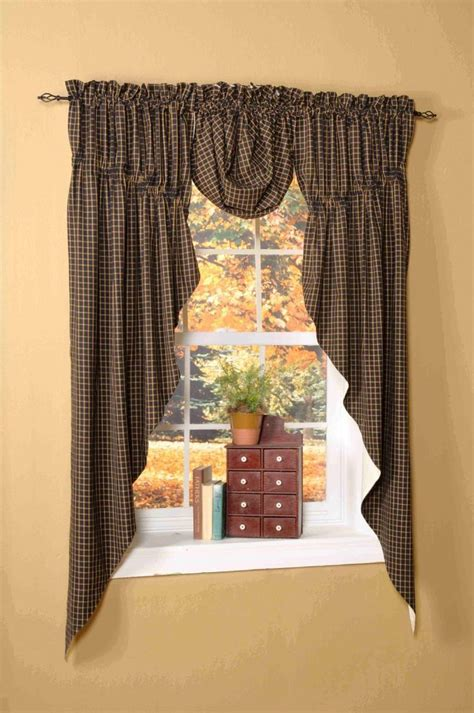 primitive kitchen curtains 25 best ideas about primitive windows on