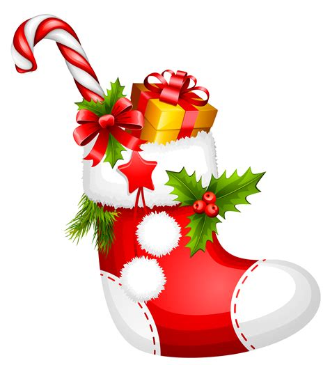 christmas stockings pictures clipart best