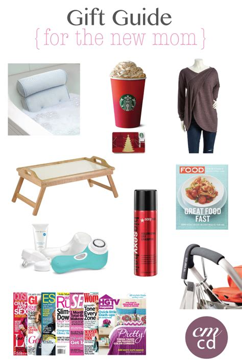 gifts for new moms gift guide for the new mom