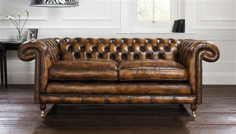 Sofa Chesterfield The Chesterfield Sofa And Its Clouded Past