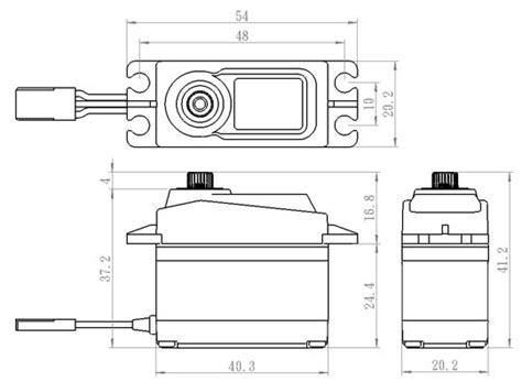 Sale Xq Power S4020dtitanium Gear High Torque Digital Servo mile high rc savox servo 1256tg 1258tg 1214th 1218th