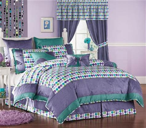 purple teal bedding schwooo by stinangie party hearty inspiration challenge