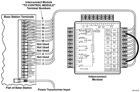 3m intercom wiring diagram 3m wiring diagram exles