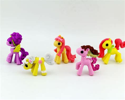 Lalalopsy Family Set play horses promotion shop for promotional play horses on aliexpress