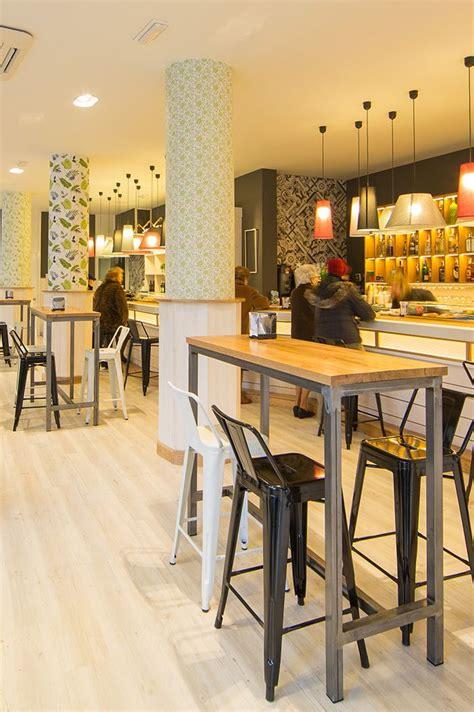 interiorismo cafeterias bar en  decorar