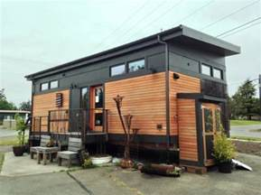 Tiny House Square 450 Sq Ft Waterhaus Prefab Tiny Home
