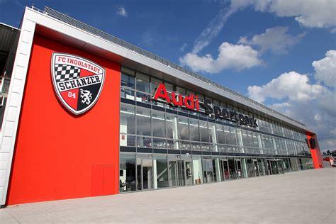 Ingolstadt Audi Sportpark by Audi Sportpark Baugesellschaft Walter Hellmich Gmbh