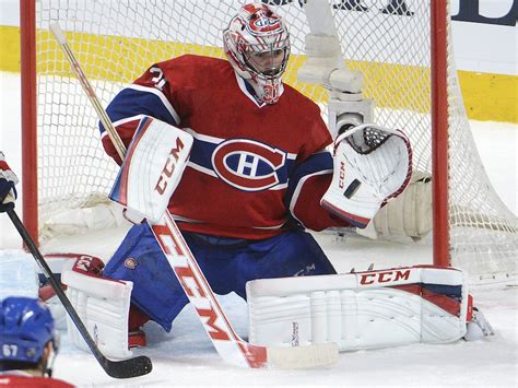 Carey Will Post In But Not by Montreal Canadiens Coach Insists Carey Price Will Not Play
