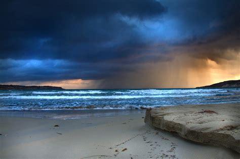 stormy beach  jafar  deviantart