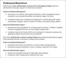 Resume Work Experience Format Careeronestop Resume Guide Work Experience