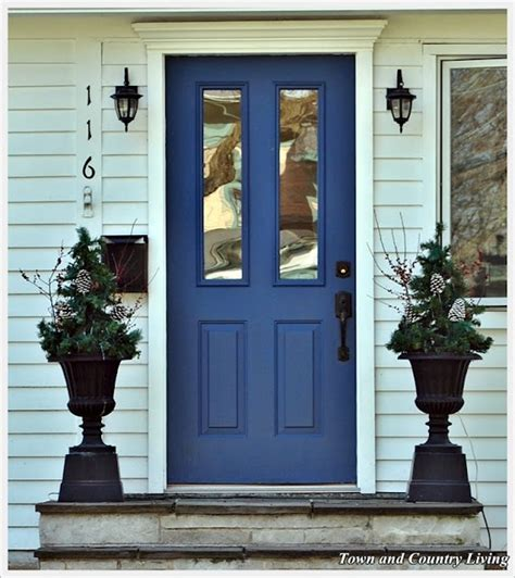 White House Door by White House Blue Door Home Inspiration