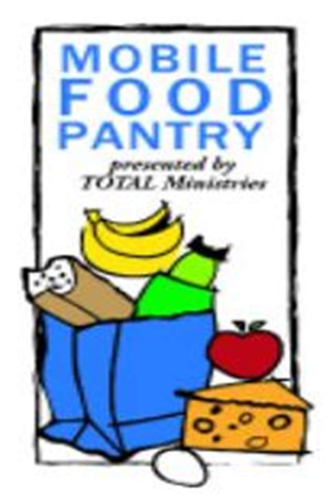 Mobile Food Pantries by St S Lutheran Church Mobile Food Pantry