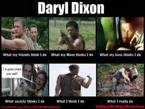 Daryl Walking Dead Meme - motivational memes daryl dixon the walking dead