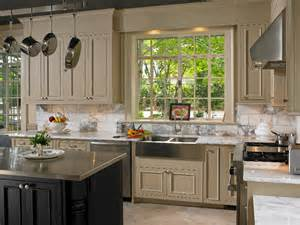 Two Color Kitchen Cabinet Ideas Two Toned Kitchens Cabinets The Ideas Of Decorating