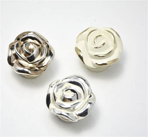 Wardrobe Door Knobs by Flower Home Door Cupboard Pull Handle Cabinet Drawer