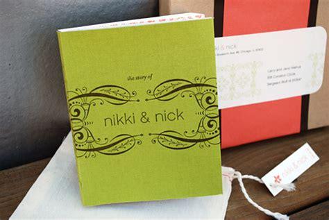 Hardcover Wedding Book by Wedding Invitation Idea Books