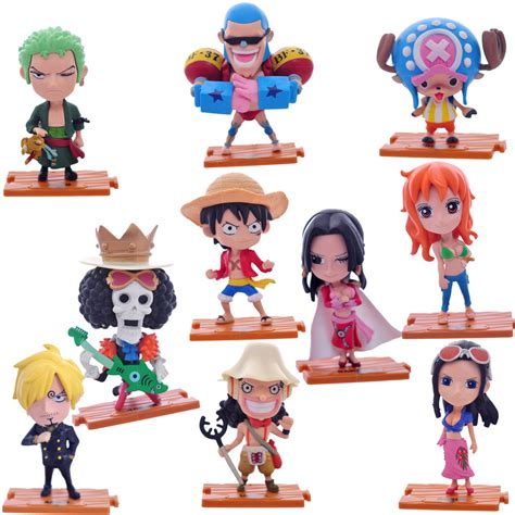 One Set Figure One Figures 10 Collection Free Shipping
