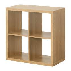 Ikea Storage Systems Uk Kallax Shelving Unit Oak Effect 77x77 Cm Ikea