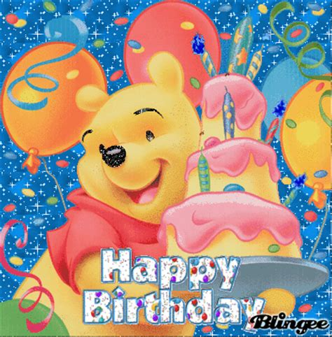 Bantal Foto Custom Winnie The Pooh winnie the pooh auguri picture 73022915 blingee