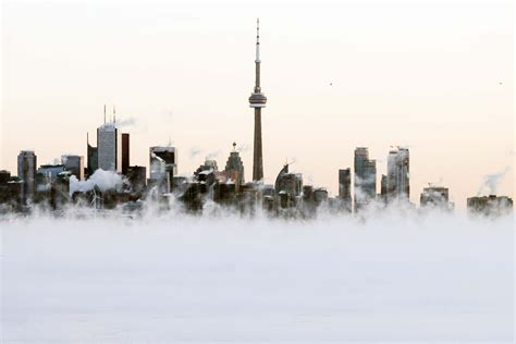 Records Toronto It S Official Toronto Breaks Record For Cold Weather For Jan 5 Toronto