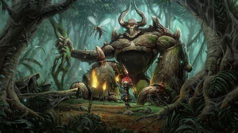 Diablo ii golem pc artwork games wallpaper   (53168)