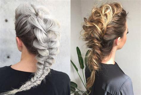 Braided Mohawk Hairstyles Hair by Mohawk Braid Hairstyles 2018 Hairstyles