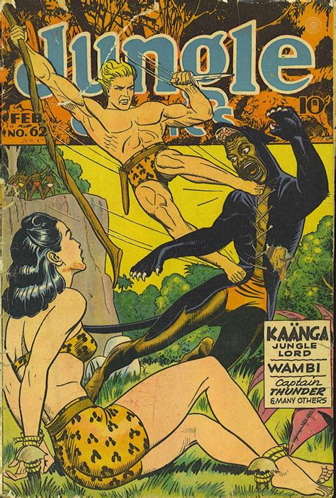fiction house from pulps to panels from jungles to space books jungle comics 62 fiction house comic book plus